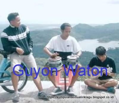 Korban Janji Guyon Waton