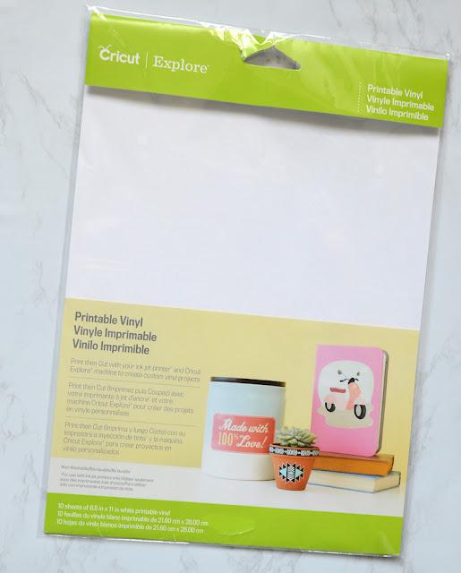 print and cut sticker paper
