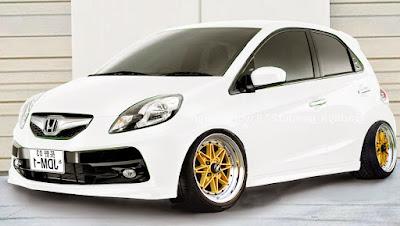 Modifikasi Honda Brio Simpel