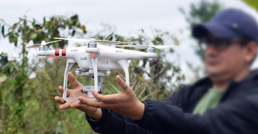 DRONES EN PERÚ: Vuelo de aeronaves deben realizarse a una altura máxima de 106 metros, informó el Ministerio de Transporte y Comunicaciones