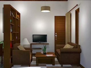 dan juga sederhana cocok untuk ruangan rumah kalian yang terlihat sempit atau kecil biar  Contoh Desain Ruang Tamu Yang Minimalis