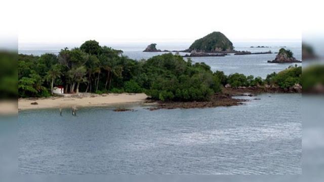 Destinasi Wisata Kepulauan Arwah di Kabupaten Rohil
