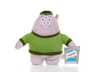 disney store monsters university plush toys squishy