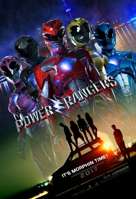 Sinopsis Power Rangers (2017)