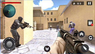 Game Gunner Shooter 3D Apk