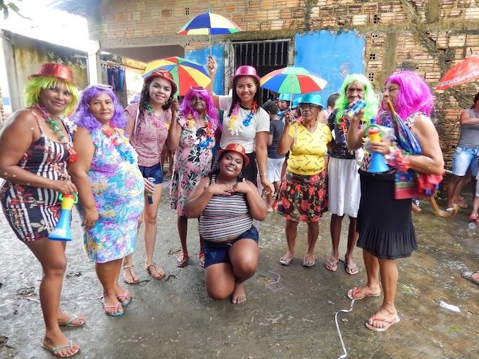 Carnaval no CRAS em Turilândia