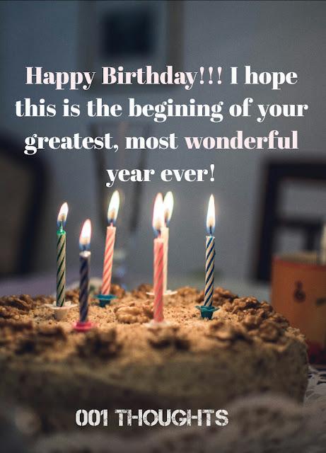 Birthday Wishes for Best Friends in Hindi & English, जन्मदिन की हार्दिक शुभकामनाएं