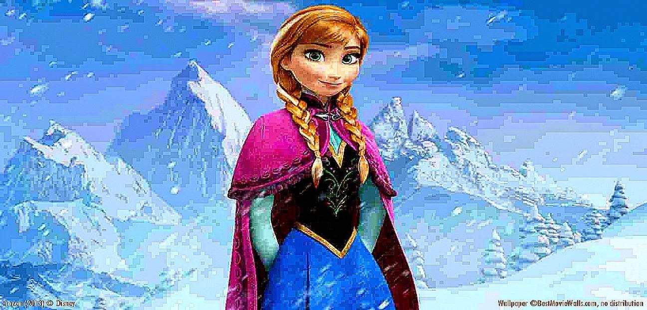 Frozen Princess Anna Wallpaper High Definitions Wallpapers