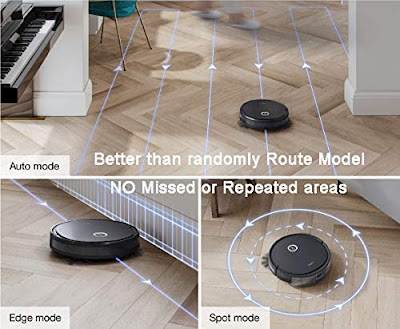 ECOVACS DEEBOT U2 Pro Robotic Vacuum Cleaner and OZMO Mopping,Large Dust Bin & Water Tank with App & Voice Control,4-Stage Cleaning System