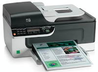 HP Officejet J4585 Driver Download