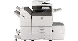 Sharp MX-3550V Printer