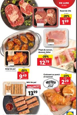 catalog lidl promotii carne 18 mai 24 mai 2020