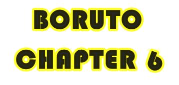Pembahasan Manga Boruto Chapter 6, Ayah Yang Hebat !!!