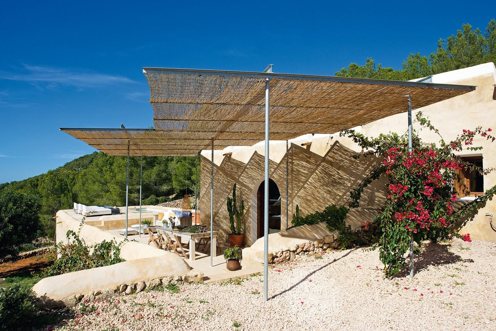 Nina Marquina Rug Plain Wool Rectangular Natural Nomad By Nani  # Muebles Nomad Ibiza
