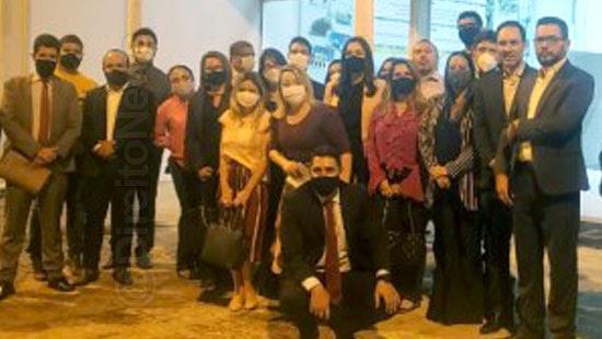 advogados presos ameacados agredidos delegacia paraiba