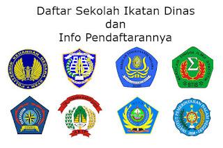 Daftar Sekolah Ikatan Dinas dan Info Pendaftarannya Daftar Sekolah Ikatan Dinas dan Info Pendaftarannya