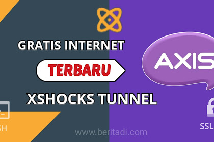 xShocks Mod - SSH SlowDNS untuk Internet Gratis Axis, Begini Caranya