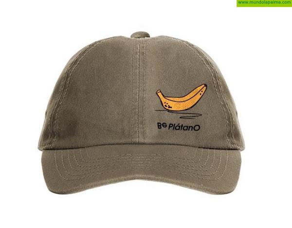 Un plátano, una gorra y solidaridad