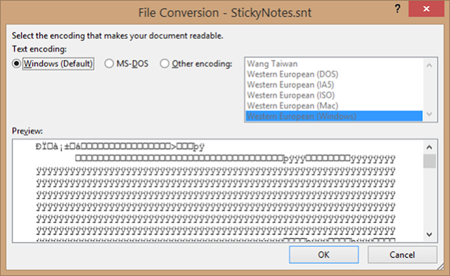 How To Recover Deleted Sticky Notes In Windows 4