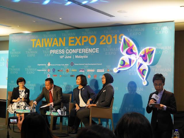 Upcoming Taiwan Expo 2019 @ Setia SPICE Convention Centre, Penang