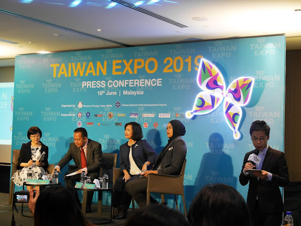 Upcoming Taiwan Expo 2019 @ Setia SPICE Convention Centre, Penang