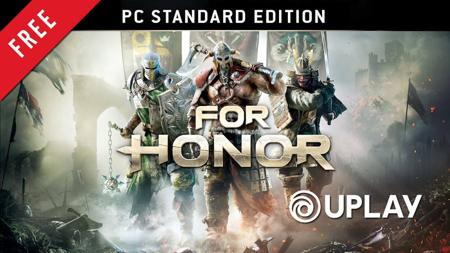 for honor pc standard edition free uplay store ubisoft gamescom 2019
