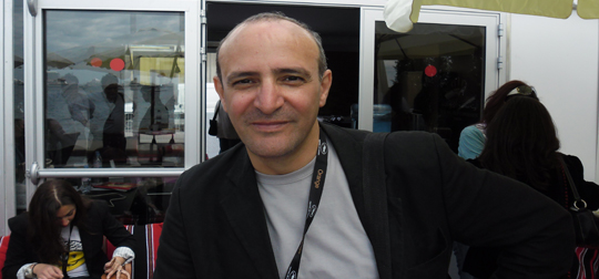 المخرج مراد بن الشيخ