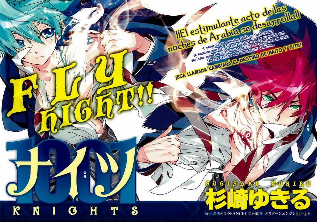 1001 Knights chap 1 - Trang 4