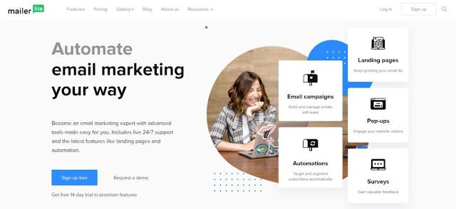 mailerlite-homepage