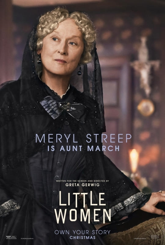 little women poster meryl streep