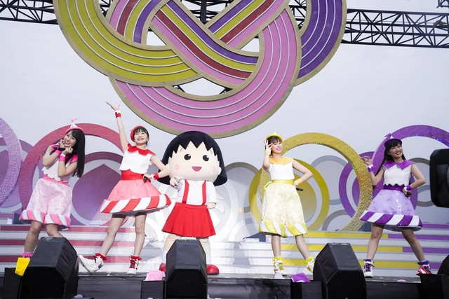 CD Momoiro Clover Z Tema Chibi Maruko-chan Termasuk Video Musik Anime