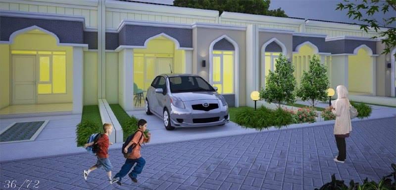 Sakinah Islamic City Bekasi, Beli Rumah Gratis Kebun TIN!