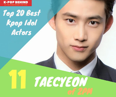 Taecyeon of 2PM