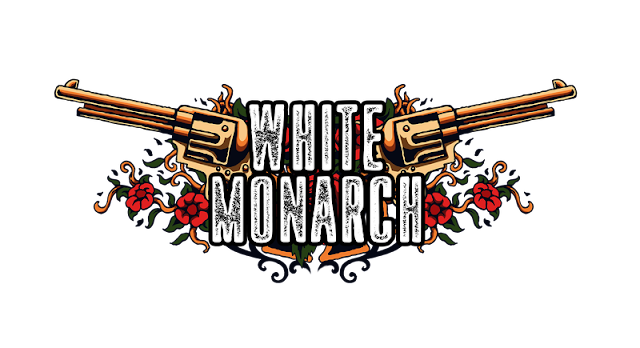 white monarch by jessica hawkins