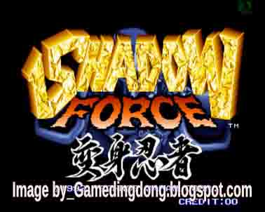 Shadow Force - Game Dingdong