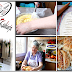 Bakina kuhinja-  penasta pogača sa puterom (butter bread)