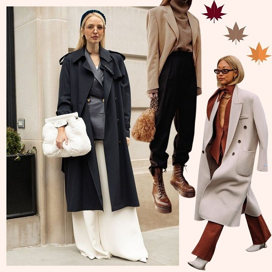 Layering Fall Trends 2020