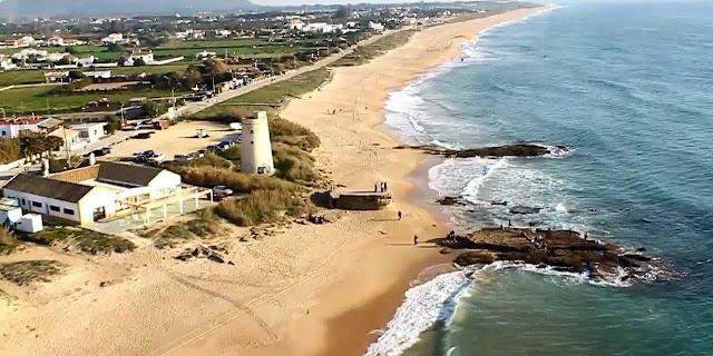 Playa el Palmar, Cádiz