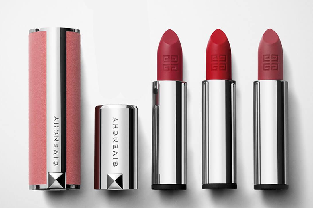 Givenchy Le Rouge Velvet Sheer