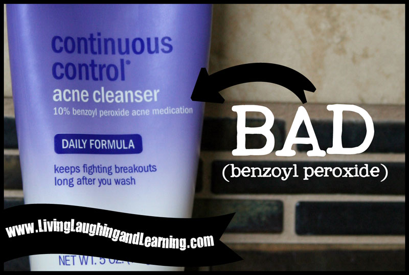 Living Laughing and Learning Natural Alternatives for Benzoyl