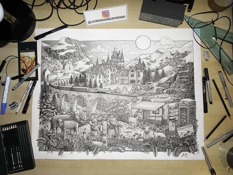 11-Bucolic-scenery-Laurens-van-Gurp-www-designstack-co