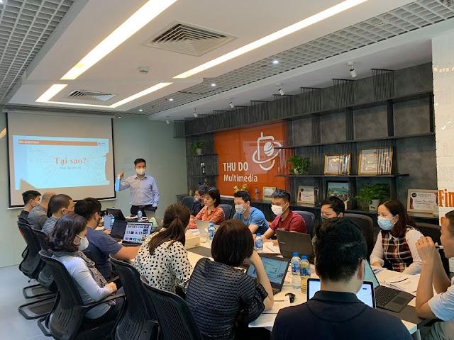 Đào tạo Ms Project tại Công ty Thủ Đô Multimedia 4