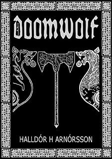 Doomwolf - A fantasy novel by Halldór H. Arnórsson - book promotion sites