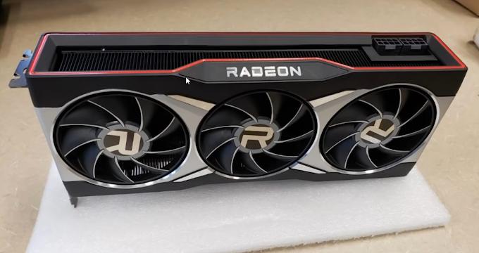 AMD Radeon RX 6000 ! 7 nm optimisé !