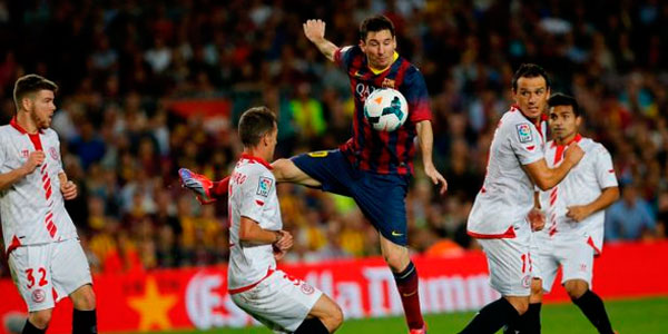 Assistir Barcelona x Sevilla ao vivo grátis 05/04/2017