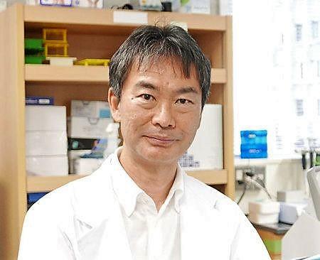 Toru Miyazaki, 59, professor at the Graduate School of Medicine of the University of Tokyo