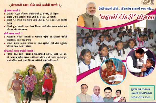 Vahali Dikari Yojana Full Information