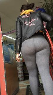 Morena calzon marcado calzas entalladas