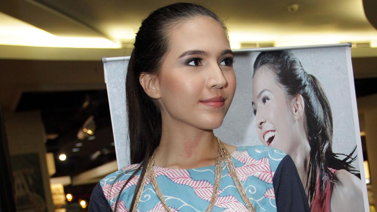 Profil Artis FTV Cantik Olivia Jensen