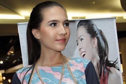 Biodata Olivia Lubis Jensen - Artis FTV Cantik Wajah Blasteran dan HIdung Mancung